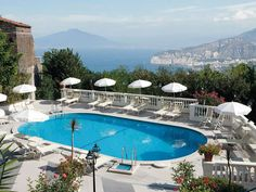 Breakfast on the terrace?  Let S and C Travel book your dream holiday to Sorrento