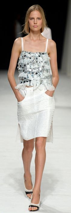 Nina Ricci Spring Summer 2014 Ready-To-Wear