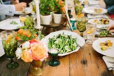 Beautiful summer dinner party ideas www.piccolielfi.it