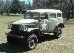 1942 Dodge Carryall $8,000 [MI]
