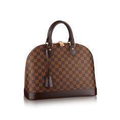 Découvrez l'incontournable Alma MM via Louis Vuitton