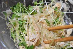 【簡単ヘルシー】大根と蒸し鶏のサラダ by はっとりみどり | レシピサイト「Nadia | ナディア」プロの料理を無料で検索