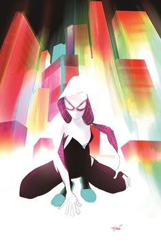 gwen spider | Spider-Women & Women Of Marvel: 'Spider-Gwen' And 'Silk ...