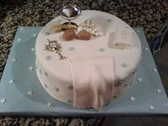 First Holy Communion Cake Ideas