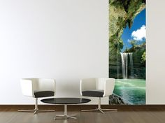 Wall decal art stickers strip tapestry 270cmx88cm by LylooStudio