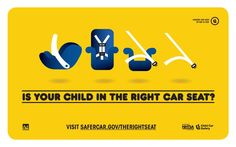 It's important to know for sure! Is your #child in the right car seat? #safety #therightseat
