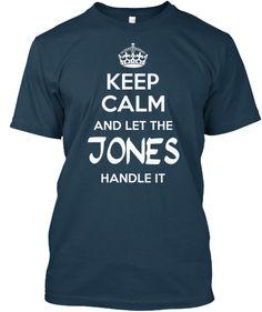 Let the JONES handle It!