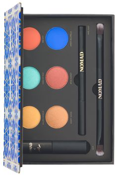 Nomad Cosmetics Marrakesh All-in-one Palette