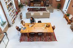 In New York's West Village, Caroline and Michael Ventura design for living in their home, retail and workspace — Freunde von Freunden