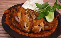 Resep Ayam Penyet ala Restoran | Resepkoki.co