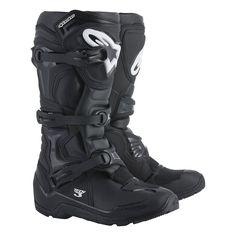 Joe Rocket Meteor FX Mid Mens Riding Shoes Sports Bike Racing Motorcycle Boots Black//Size 12