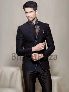 Luxurious Reception Jodhpuri Suit