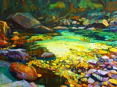 Landscapes - Paintings by Jacinda Perth Western Australia, Landscape Paintings, Landscapes, Australian Artists, Artsy, Classic, Beautiful, Paisajes, Derby