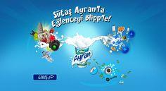 ZADACA'dan Eğlenceyi Blipp'leyen Kampanya! Türkiye'nin süt ve süt ürünleri alanında ilk Blippar projesini Sütaş Ayran için hazırladık. Sütaş Ayran bu yeni nesil uygulama ile tüketicilerine genç ve eğlenceli bir deneyim yaşatacak. Ücretsiz Blippar uygulamasını telefonlarınıza indirin, Sütaş Ayran logosunu gördüğünüz her yerde blipp'leyin, siz de hemen Spotify listelerini çalkalamaya, oyun oynamaya ve eğlenceli fotoğraflar hazırlamaya başlayın.
