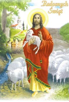 Good Shepard, The Good Shepherd, Bible Pictures, Jesus Pictures, Jesus Christ Images, Holy Cross, Jesus Is Lord, Surreal Art, My Father
