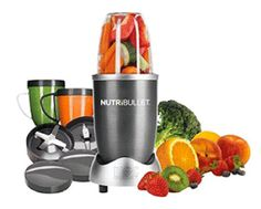 Enter for a chance to win Magic Bullet Giveaway. The prize is a Magic Bullet NutriBullet 12 Piece High-Speed Blender for one lucky winner. Must Have Kitchen Gadgets, Kitchen Tools And Gadgets, Rachel Ray, Nespresso, Nutribullet 600, Nutribullet Recipes, Crock Pot, Apple Smoothies, Healthy Smoothies