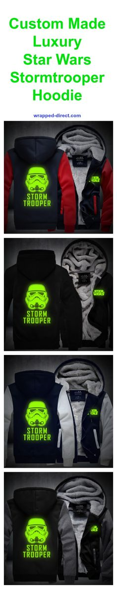 We are running a special promotion , and YES we are offering FREE Shipping. |  This classic customised Star Wars Stormtrooper Luxury Fleece-lined Hoodie is comfortable,stylish and extremely versatile. |  Perfect as an outer or under layer, the hoodie has become a staple in any wardrobe. Come on and add it to your cart!You are worth it! |  [This is a VERY LIMITED TIME OFFER]  #starwars