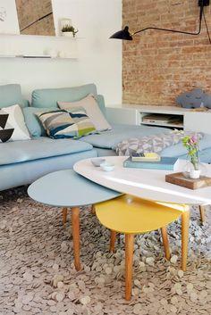 10 píldoras decorativas para renovar tu casa... ¡en una hora!