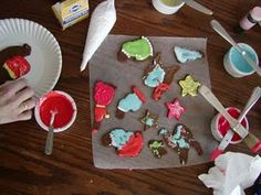 Planning for Christmas traditions