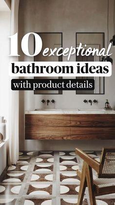 Modern Bathroom Design, Bathroom Interior Design, Bathroom Trends, Bathroom Ideas, Mandarin Stone, Concrete Basin, Sink Design, Luxury Decor, Bathroom Organization