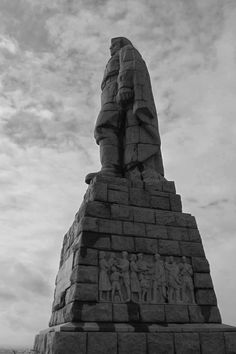 """""""Alyosha"""", Monument to the fallen Red Army soldiers - Plovdiv (Bulgaria) - 1957"""