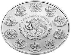 The Mexican Silver Libertad – The Coin Collector Co.