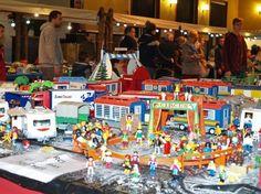 Un retour à l'enfance à l'exposition Playmobil de Verneuil
