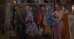 The Magic Club (cornflower blue tulle tutu! Desperately Seeking Susan, Ace And Jig, Advanced Style, Sartorialist, Tulle Tutu, Delpozo, Neckerchiefs, 80s Fashion, T Strap
