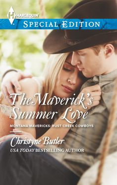 "My August 2013 release, THE MAVERICK'S SUMMER LOVE, Book #2 in the ""Montana Mavericks: Rust Creek Cowboys"" continuity. Had so much fun (and a few tears shed!) in writing Shelby & Dean's story!"