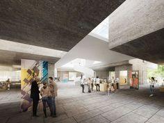 Soppelsa Architekten . Bauhaus museum . Dessau (3)