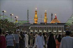 1st Rajab in Holy Karbala