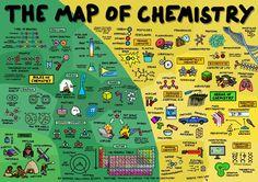 Ese punto azul pálido (Pale Blue Dot): El mapa de la química [Vídeo]
