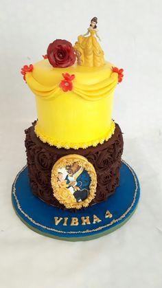 Beauty and the beast cake Beauty And The Beast, Chocolate Cake, Cakes, Desserts, Food, Chicolate Cake, Tailgate Desserts, Chocolate Cobbler, Deserts