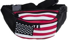 American Flag Fanny Pack style - 962AL. From #Marshal. List Price: $15.99. Price: $9.99