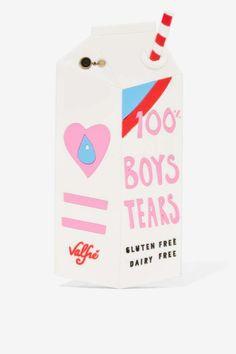 Boys Tears iPhone 6 Case