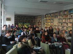 """Inaugurarea """" Clubul intelectual"""" la filiala Transilvania 2012"""