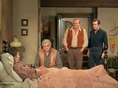 When Little Joe is nearly crushed by a horse, Ben reminisces about his last wife. From Marie, My Love (Bonanza)