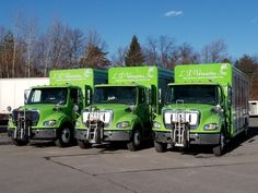 "MillerCoors LT Verrastro Importing 2018 Freightliner CNG (compressed natural gas) beverage trucks equipped with HTS Systems"" patented Hand Truck Sentry System. Sikorsky Aircraft, Hand Cart, Truck Accessories, Pickup Trucks, Beverages, The Unit, 5 Hours, Vehicles"