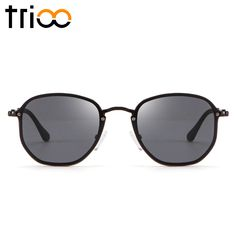 f3d187af5c7a9 TRIOO 2018 High Fashion Small Square Sunglasses Women Men Unisex Narrow  Lens Lunette Color Lens Mirror Oculos de sol feminino