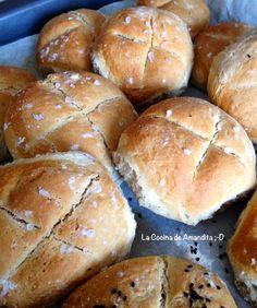 La Cocina de Amandita ;-D: Pan de Teff