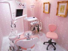 HK dentist office?! YES please.