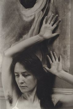Georgia O'Keeffe photographed by Alfred Stieglitz 1918 Only child afternoon spent loving Georgia O'Keeffe.