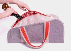 Marc Jacobs ukulele bag