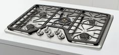 """Frigidaire FPGC3087MS Professional 30"""" Stainless Steel Gas Sealed Burner Cooktop Frigidaire http://www.amazon.com/dp/B00917BPN4/ref=cm_sw_r_pi_dp_F8N2ub12FKT7B"""