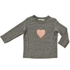 imps & elfs heart t-shirt