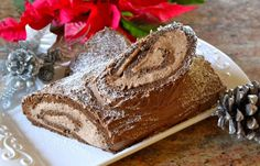 Christina's Cucina: Yule Log (Made Easily, Delicious and Gluten Free!)