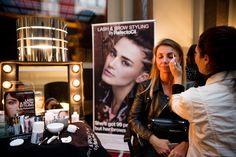 SPREAD Pop Up Showroom während der MBFW Berlin im Hotel de Rome: REFECTOCIL (Foto SPREAD) Interview, Pop Up, Berlin, Beauty, Pictures, Culture, Life, Popup, Beauty Illustration