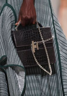 d2fbf544fc5bd Hermes Black Crocodile Cinetic d Hermes Bag - Spring 2017 Hermes Bags
