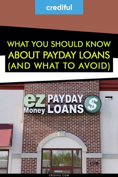 Payday loans can be dangerous. What is a payday loan and how do they work? We go over everything you need to know before taking out a payday loan. Need Money Fast, How To Get Money, Loan Money, Payday Loans Online, Fast Loans, Loan Company, Job Security, Loans For Bad Credit, Financial Institutions