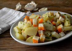 Insalata di surimi e patate di Dolce e Salato di Miky